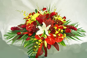 A Special Touch Lahaina Florist: sympathy flowers
