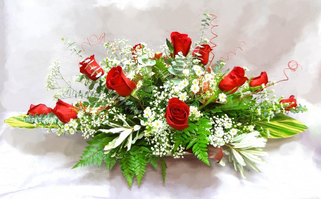 Rose arrangements a special touch florists serving