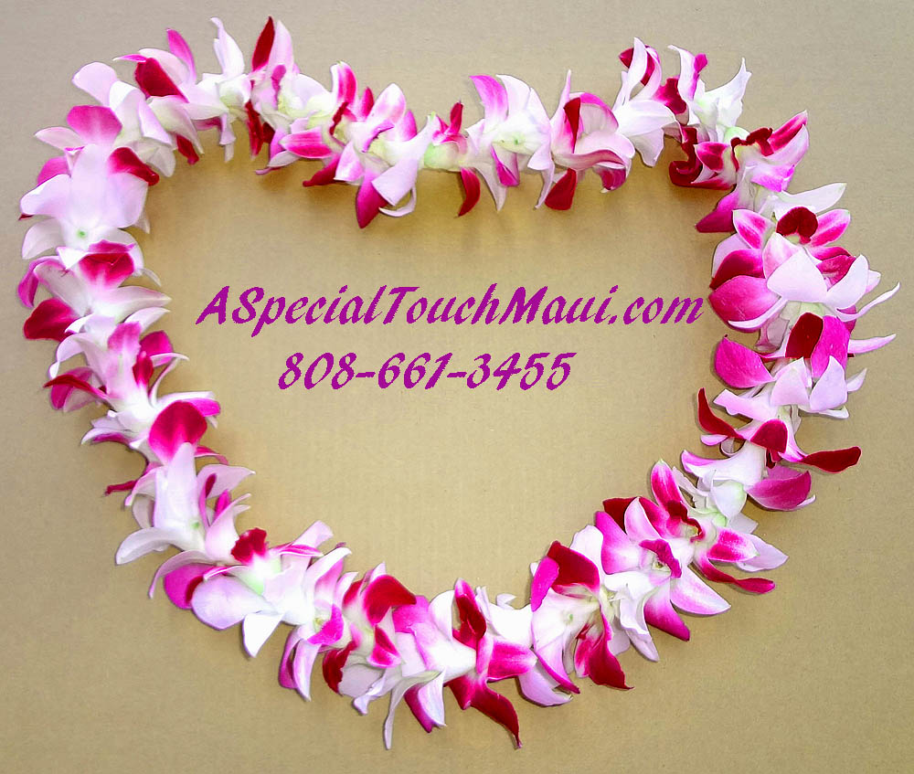 Lei A Special Touch Florists Serving Lahaina And West Maui With