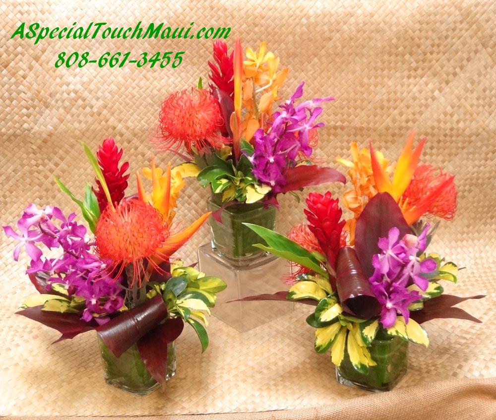 Tropical arrangements a special touch florists serving lahaina click dhlflorist Gallery